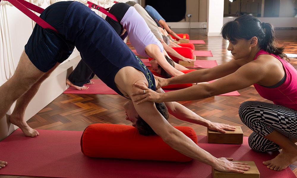 Yoga with Nita in Finchley 2