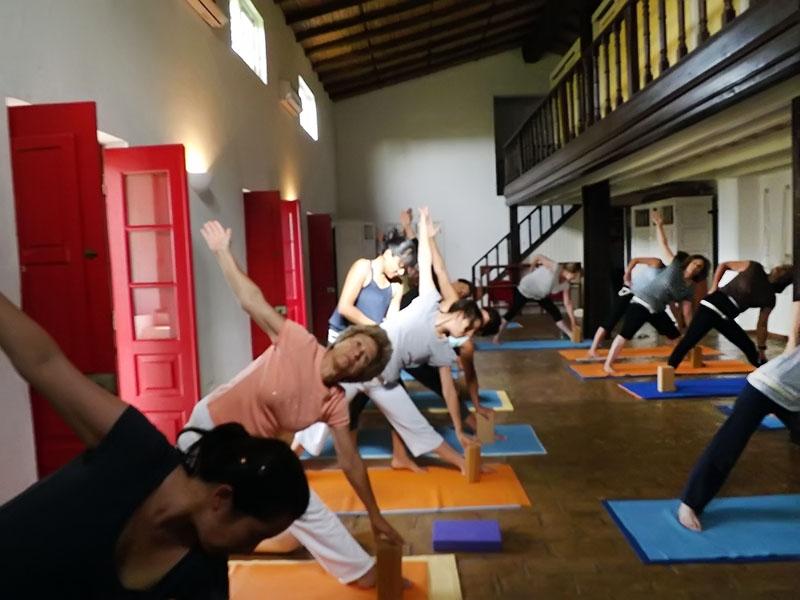 Portugal Yoga Holiday 2018
